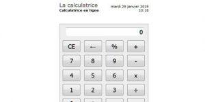 Une calculatrice gratuite et fiable